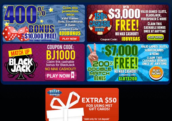 CasinoOnline Bonus