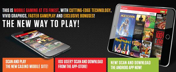 Ladbrokes Games App