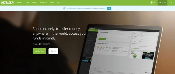Money Gaming deposit