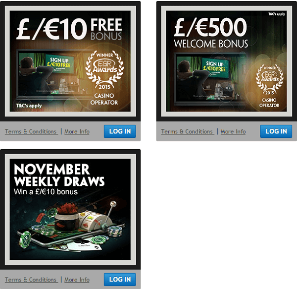 Paddy Power Casino Bonus Terms