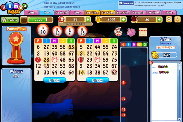 Casino Listings Free Games