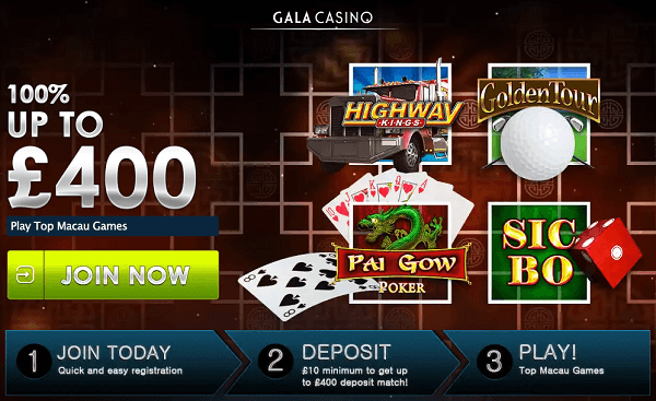 Gala Casino Review & Bonuses OnlineGaming4u