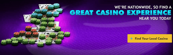GCasino Local Casinos