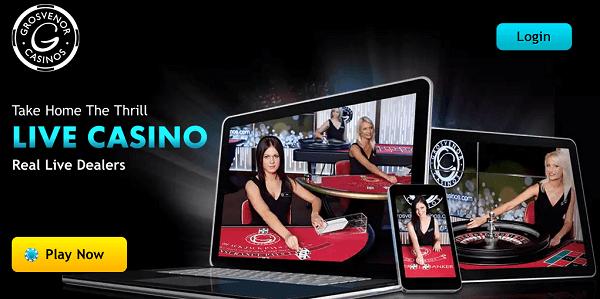 Grosvenor Casino App Review - Mobile Betting Site