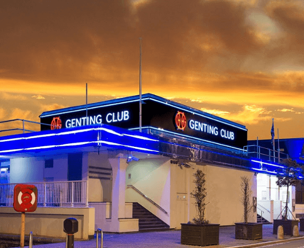Maxims Casino Southend
