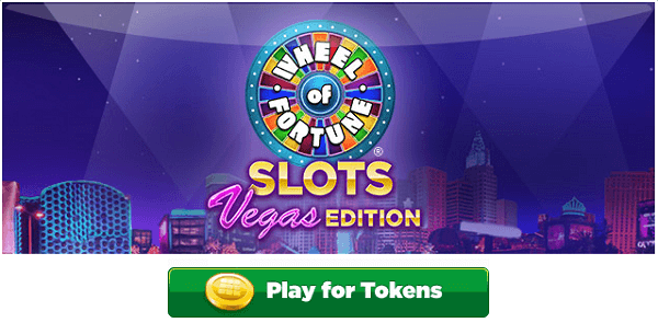 Wheel of Fortune Slots (Vegas Edition)